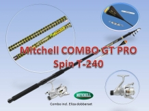 mitchell set COMBO GT PRO Spin T-240/270
