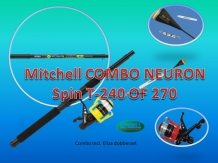 Mitchell set Combo Neuron spin