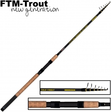 Ftm  New Generetion Tele-Trout evo 3.60m 2-15 gr