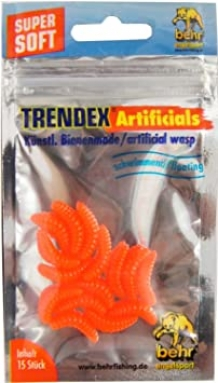 Trendex artificials bienenmaden floating orange