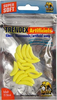 Trendex artificials bienenmaden floating Yellow