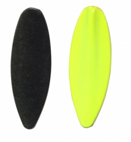FTM Tornado Inline Spoon | 3,5g | 48mm | Black / Yellow 286