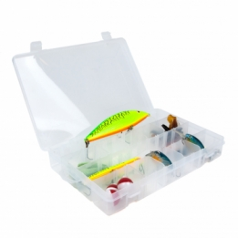 TRANSPARANTE BOX Forel Tas DLT