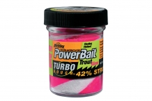 Turbo Dough Glow rood/wit