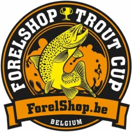 ForelShop Trout Cup Magneet klein